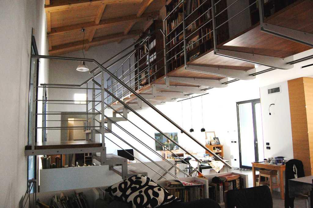 Scaletta In Legno Per Bagno : Realizzazione soppalchi a bagno a ripoli giannerini